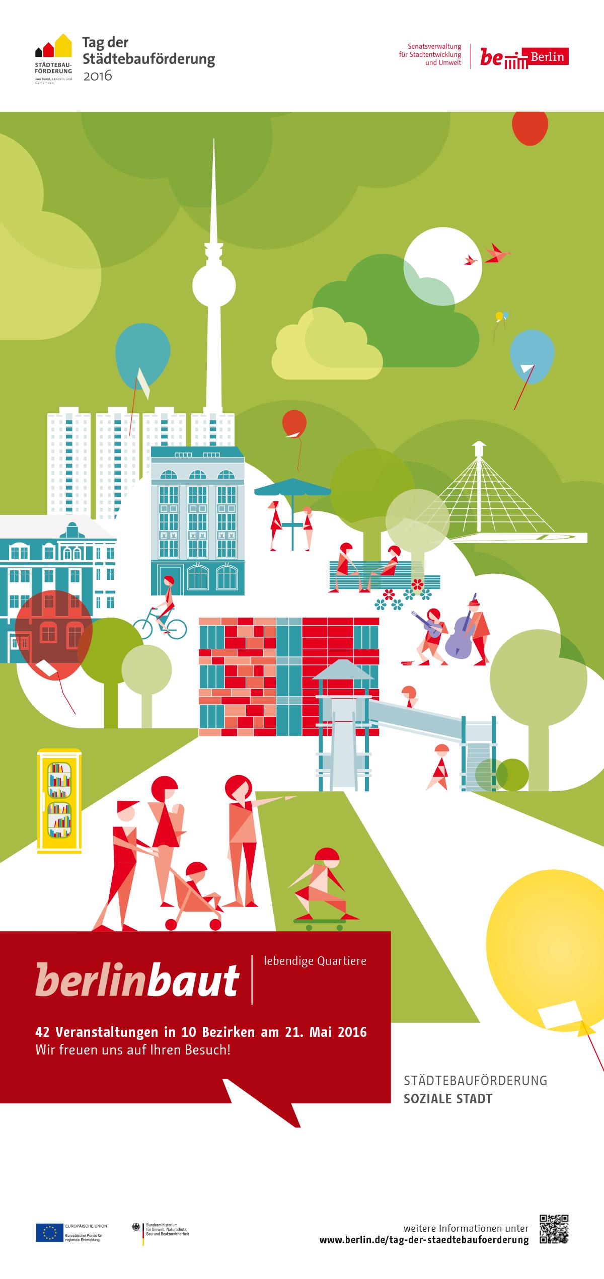 Plakat Soziale Stadt
