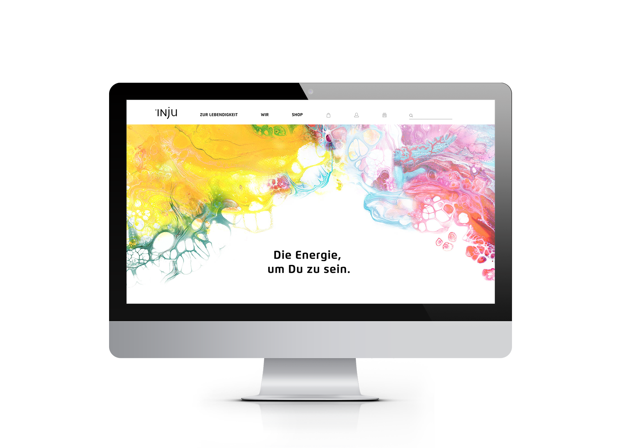 colorful Website image